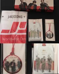 JYJ Seoul concert2010公式グッズ ●入手困難品 ライブグッズの画像 2枚目