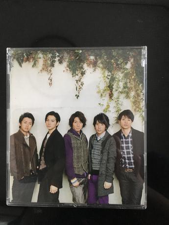 嵐 マイガール 通常盤CD コンサートグッズの画像