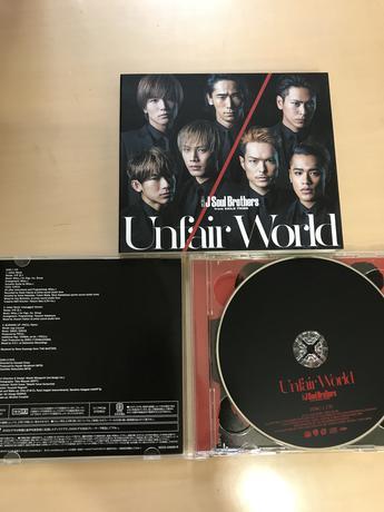 三代目CD ライブグッズの画像