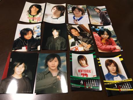 w-inds 緒方龍一 39枚 ライブグッズの画像