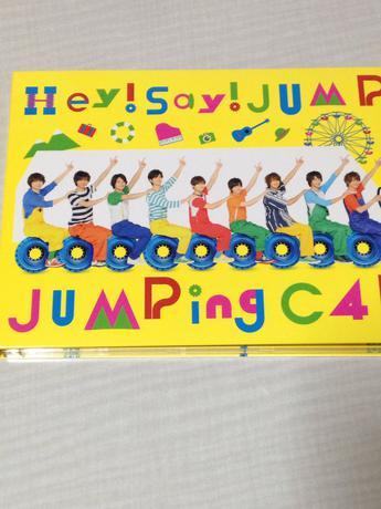 Hey! Say! JUMP JUMPingCAR 初回1 コンサートグッズの画像