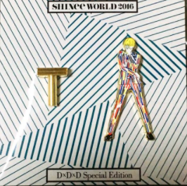 SHINee 2016 テミンピンバッジ ライブグッズの画像