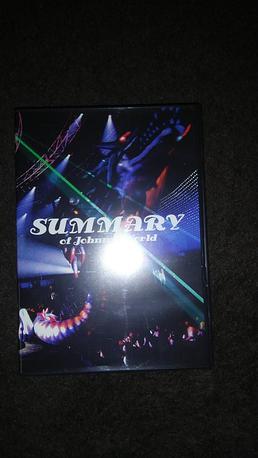 SUMMARY of Johnnys World コンサートグッズの画像