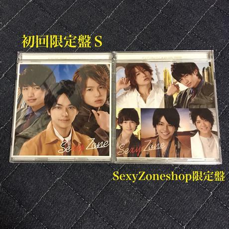 SexyZone バイバイDuバイ CD コンサートグッズの画像