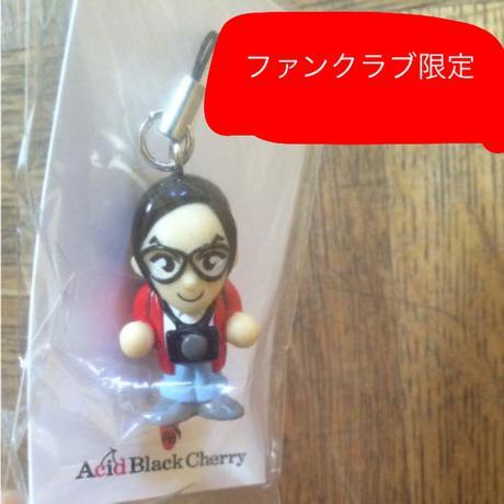 【新品】AcidBlackCherry 限定フィギュア オタクvet ライブグッズの画像