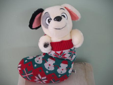 101匹わんちゃん クリスマス ぬいぐるみ ディズニーグッズの画像