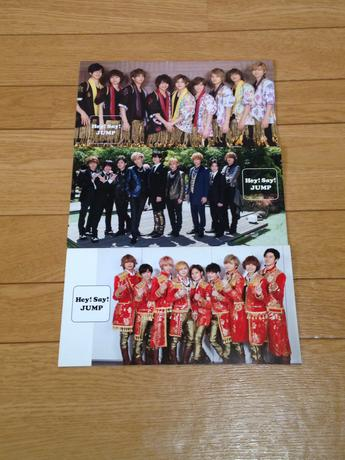 Hey! Say! JUMP/会報セット コンサートグッズの画像