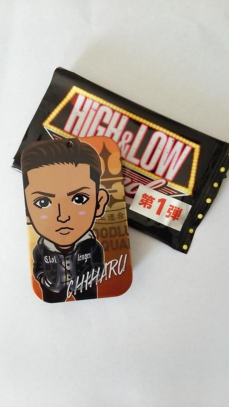 HiGH&LOW The Land CHIHARU タブレットケース ライブグッズの画像