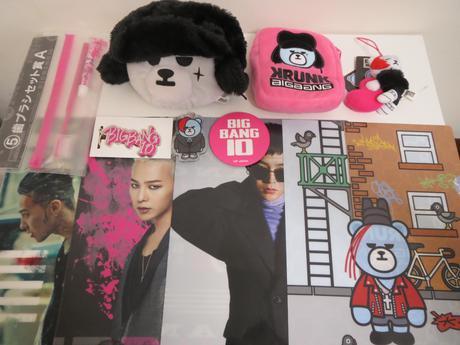 BIGBANG ジヨン 11点セット ライブグッズの画像