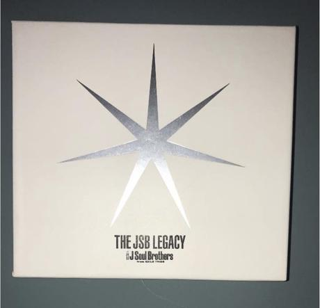 3JSB THE LEGACY ライブグッズの画像