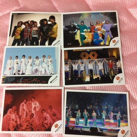 2007年~2008年関ジャニ∞公式写真 リサイタルグッズの画像