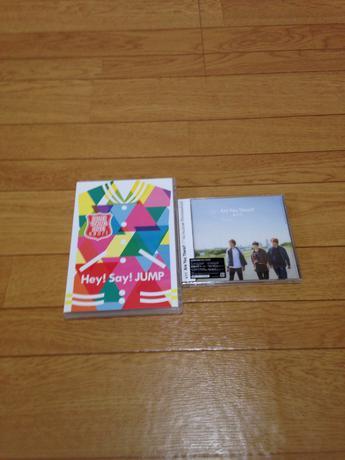Hey! Say! JUMP/smart初回セット コンサートグッズの画像
