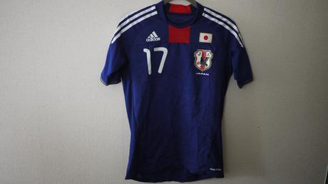 サッカー日本代表 長谷部誠 ユニフォーム 【2010年南アフリカワールドカップ】 グッズの画像