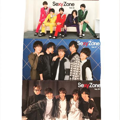 Sexy Zone 会報 コンサートグッズの画像