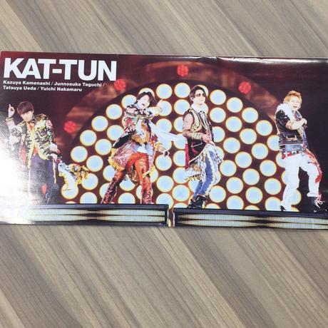 KAAT-TUN No.12 会報 【美品】