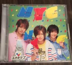 NYC ユメタマゴ CD+DVD (美品)