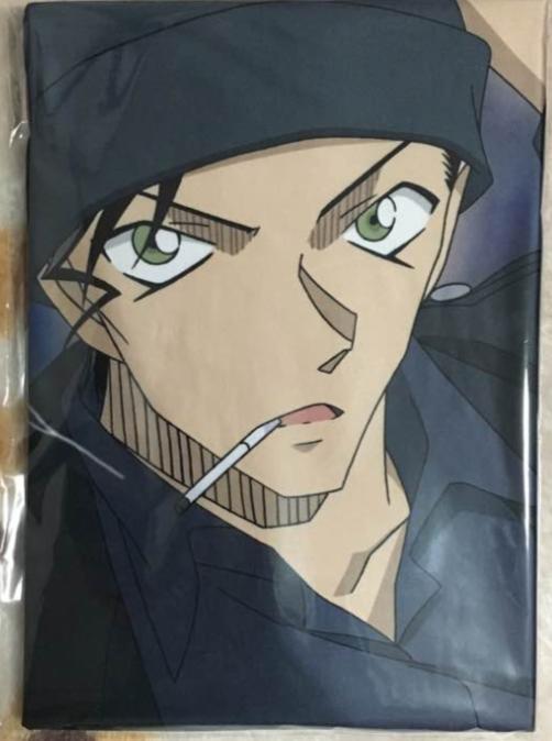 名探偵コナン 赤井秀一 ロングクッションカバー グッズの画像