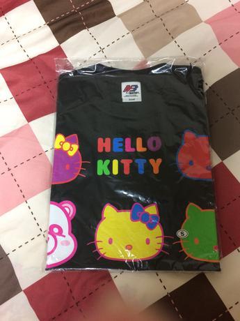 AAA え〜パンダ×ハローキティコラボTシャツ グッズの画像