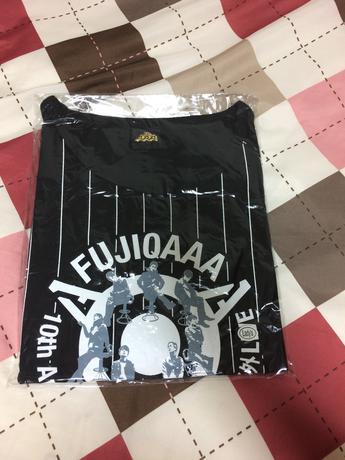 AAA 富士急ライブTシャツ グッズの画像