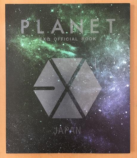 "EXOファンクラブ ""EXO-L JAPAN"" 会報 Vol.1 ライブグッズの画像"