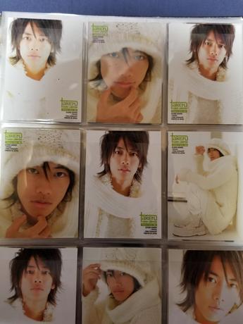 佐藤健 トレーディングカード No.1~9 グッズの画像
