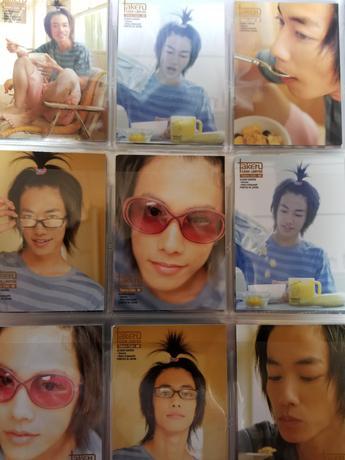 佐藤健 トレーディングカード No.37~45 グッズの画像