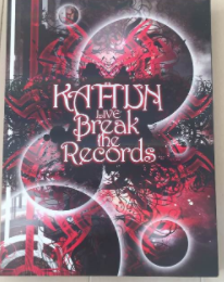 KAT-TUN DVD Break the Records(美品)