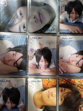 佐藤健 トレーディングカード No.46~54 グッズの画像