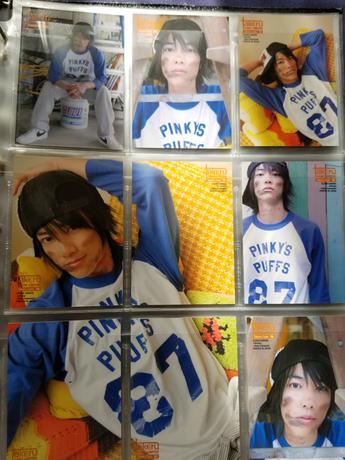 佐藤健 トレーディングカード No.73~81 グッズの画像