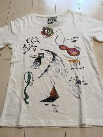 YUKI/BEATS OF TEN/Tシャツ ライブグッズの画像