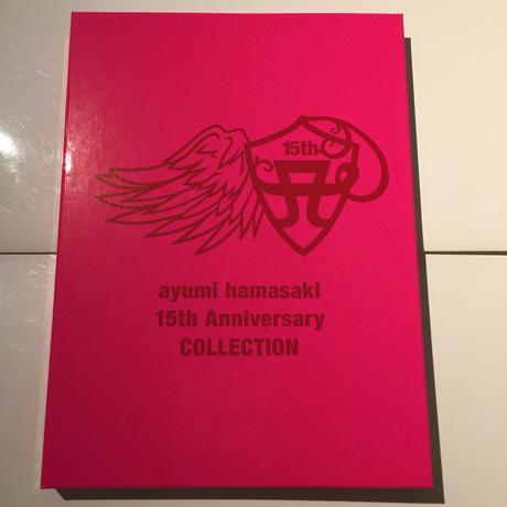浜崎あゆみ ジャケ写 ポストカード集 15周年ファンクラブ限定 非売品 ライブグッズの画像