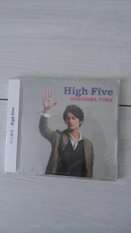 High Five コンサートグッズの画像