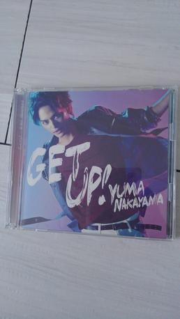 GET  UP! コンサートグッズの画像