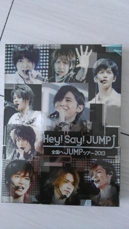 全国へJUMP ツアー2013 コンサートグッズの画像