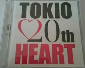 TOKIO 20th HEART CD(美品)