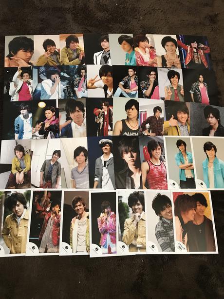 39枚 小瀧望 公式写真 コンサートグッズの画像