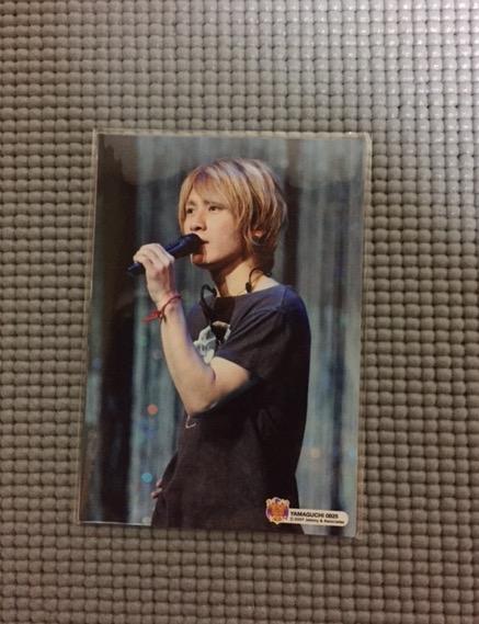 公式写真TOUR2007年安田君 リサイタルグッズの画像