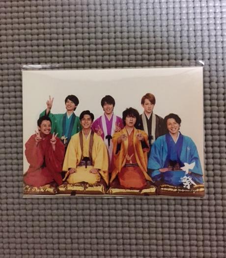 公式写真 十祭 関ジャニ∞ リサイタルグッズの画像