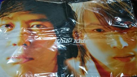 KinKi Kidsコンサートグッズ コンサートグッズの画像