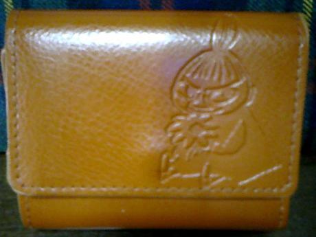 ムーミングッズ:リトルミイ ミニ財布 箱なし グッズの画像