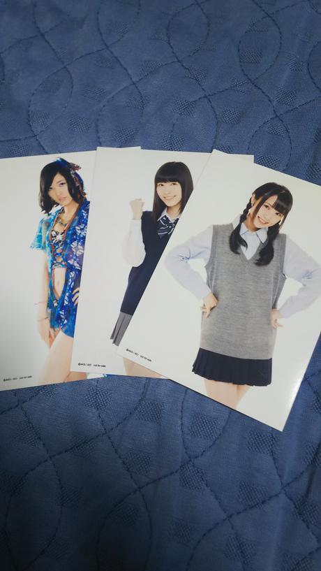 SKE48 生写真 ライブグッズの画像