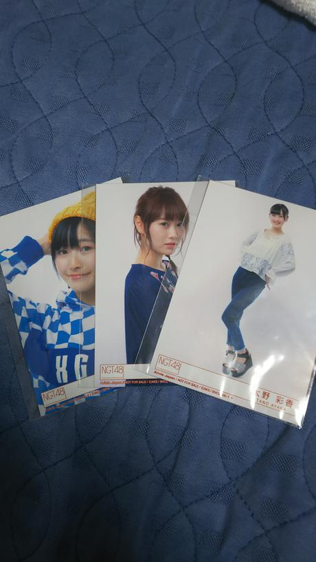 NGT48 生写真 ライブグッズの画像