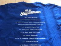 GLAY/Supernova/Tシャツ ライブグッズの画像 4枚目