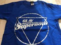 GLAY/Supernova/Tシャツ ライブグッズの画像 3枚目