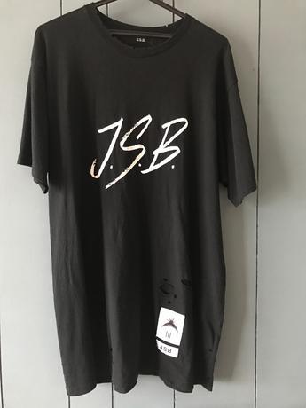 3JSBブランド Tシャツ ライブグッズの画像