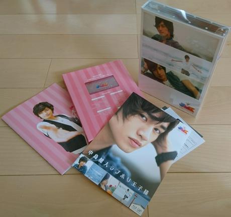 Blu-ray☆中島健人ラブホリ王子様 コンサートグッズの画像