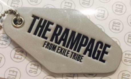 THE RAMPAGEトラステ限定キーホルダー 川村壱馬