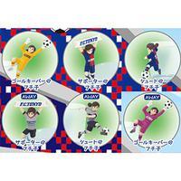 コップのフチ子 FC東京 全6種類 6個 コンプリート グッズの画像