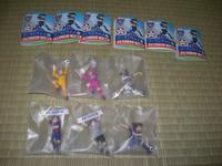 コップのフチ子 FC東京 全6種類 6個 コンプリート グッズの画像 2枚目