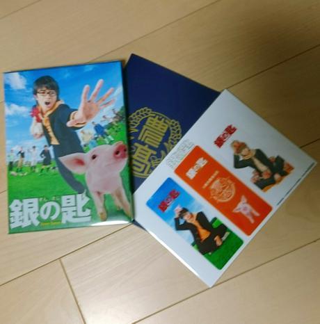 銀の匙 DVD&特典DVD&付録 コンサートグッズの画像